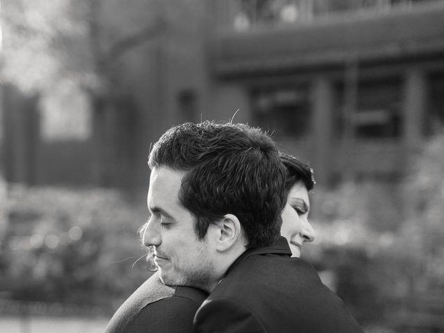 Le mariage de Romain Collomp et Coralie  à Paris, Paris 13
