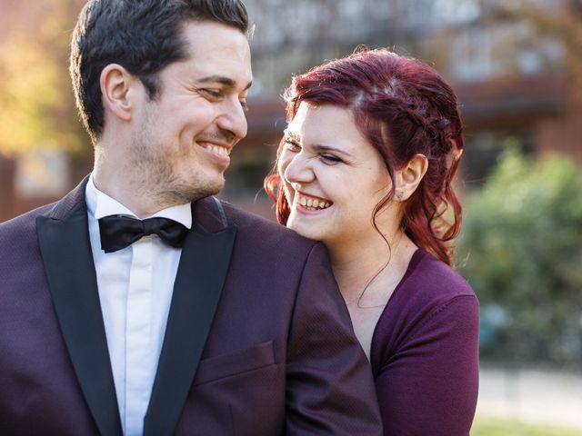 Le mariage de Coralie  et Romain Collomp