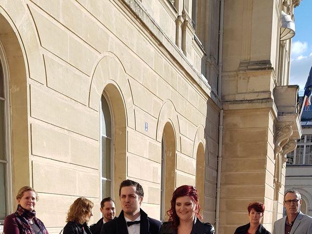 Le mariage de Romain Collomp et Coralie  à Paris, Paris 19