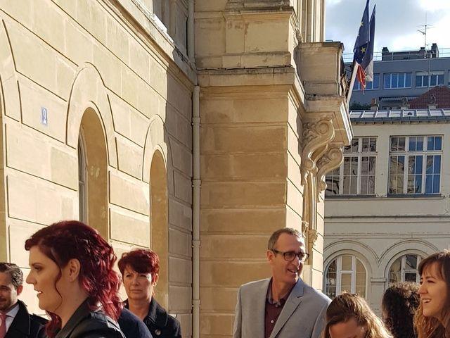 Le mariage de Romain Collomp et Coralie  à Paris, Paris 24