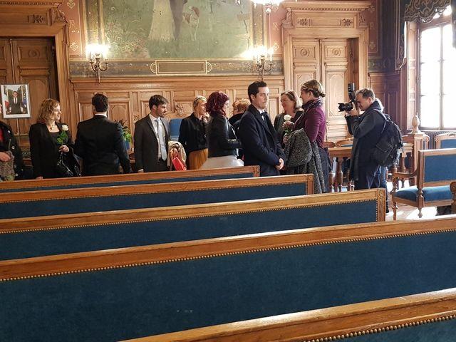 Le mariage de Romain Collomp et Coralie  à Paris, Paris 28