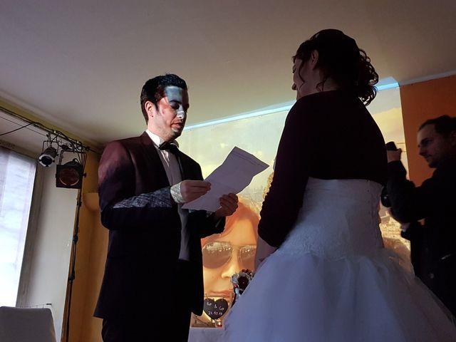 Le mariage de Romain Collomp et Coralie  à Paris, Paris 32