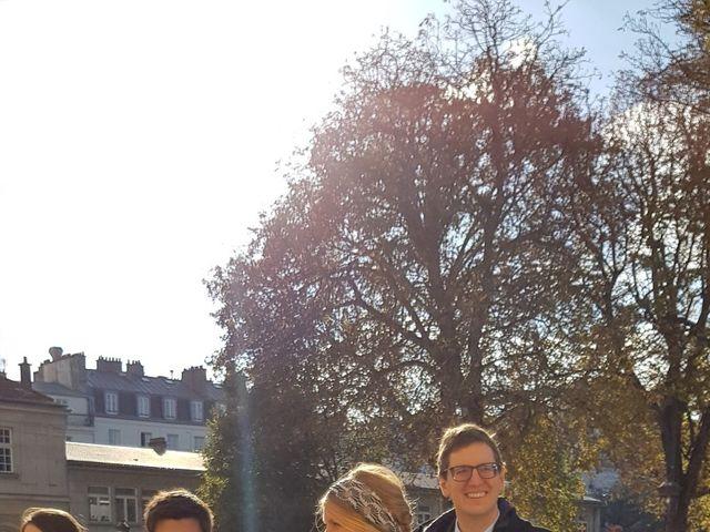 Le mariage de Romain Collomp et Coralie  à Paris, Paris 34