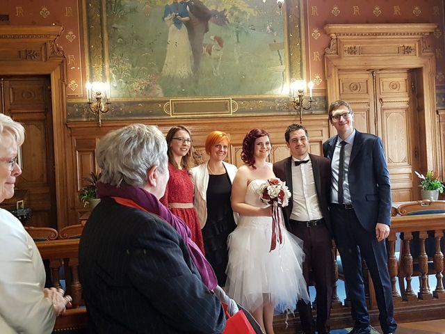 Le mariage de Romain Collomp et Coralie  à Paris, Paris 36