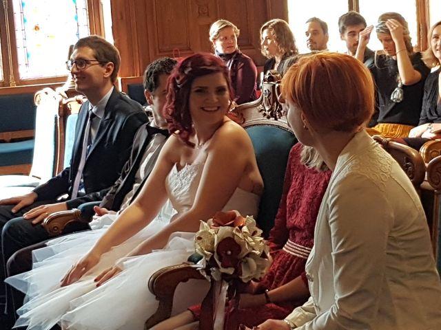 Le mariage de Romain Collomp et Coralie  à Paris, Paris 37
