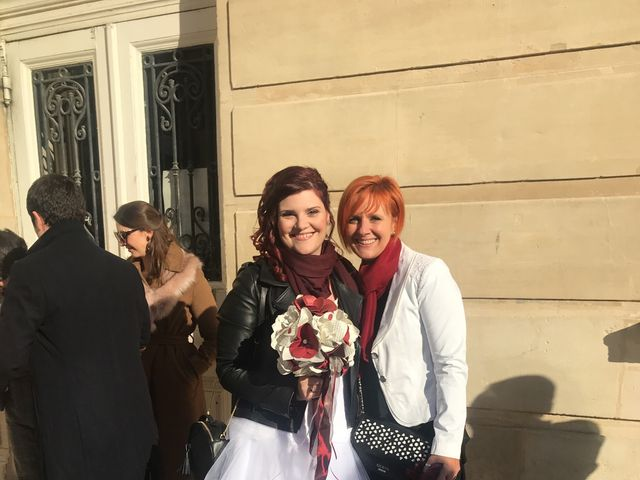 Le mariage de Romain Collomp et Coralie  à Paris, Paris 41