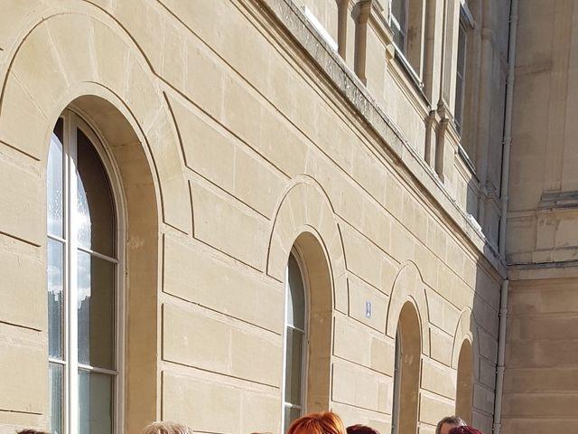 Le mariage de Romain Collomp et Coralie  à Paris, Paris 44