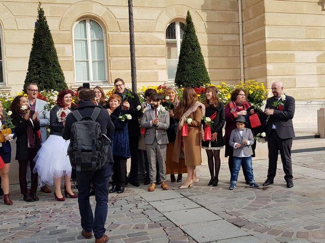 Le mariage de Romain Collomp et Coralie  à Paris, Paris 47