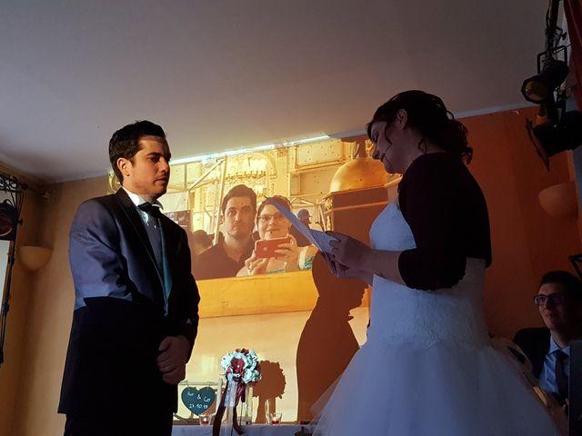 Le mariage de Romain Collomp et Coralie  à Paris, Paris 48
