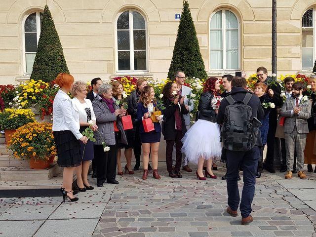 Le mariage de Romain Collomp et Coralie  à Paris, Paris 53