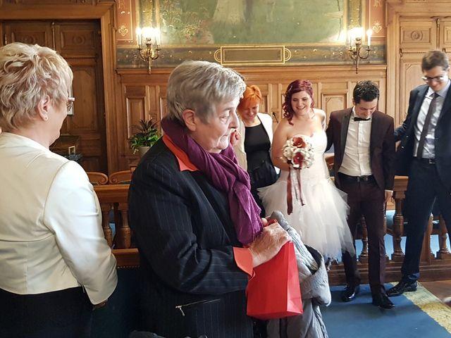 Le mariage de Romain Collomp et Coralie  à Paris, Paris 55