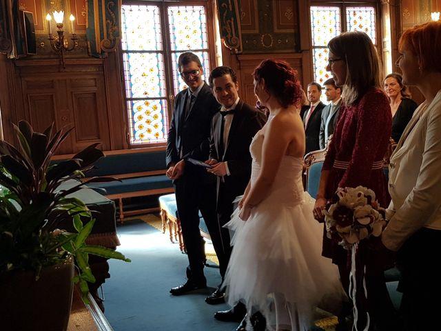Le mariage de Romain Collomp et Coralie  à Paris, Paris 56