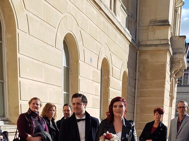 Le mariage de Romain Collomp et Coralie  à Paris, Paris 58
