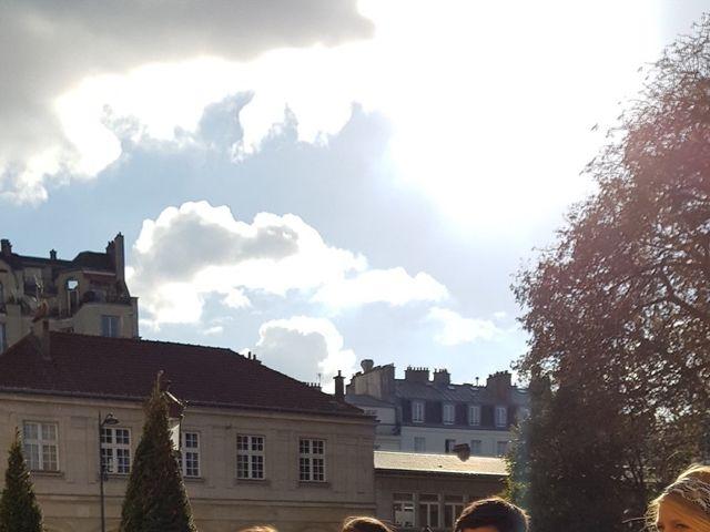 Le mariage de Romain Collomp et Coralie  à Paris, Paris 62