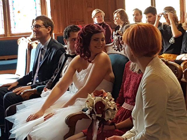 Le mariage de Romain Collomp et Coralie  à Paris, Paris 65