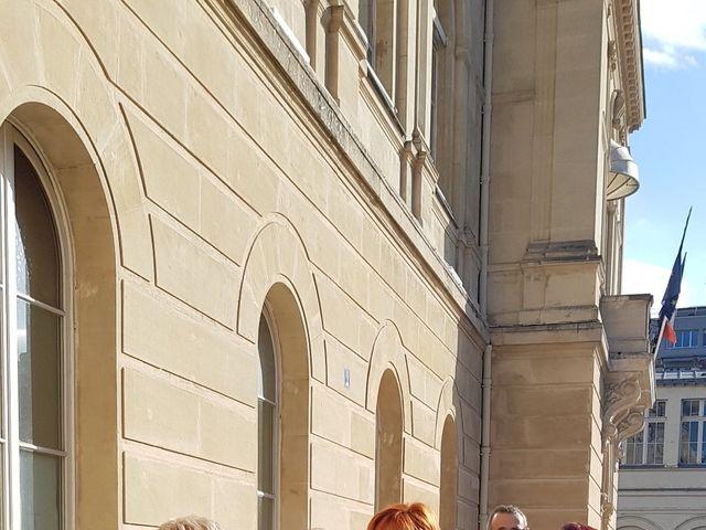 Le mariage de Romain Collomp et Coralie  à Paris, Paris 66