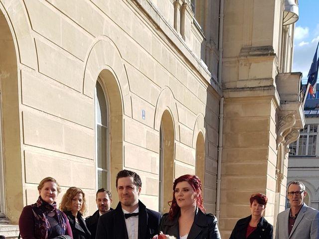 Le mariage de Romain Collomp et Coralie  à Paris, Paris 67
