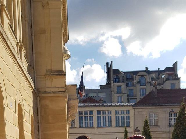 Le mariage de Romain Collomp et Coralie  à Paris, Paris 72