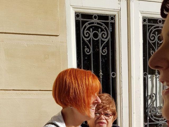 Le mariage de Romain Collomp et Coralie  à Paris, Paris 74