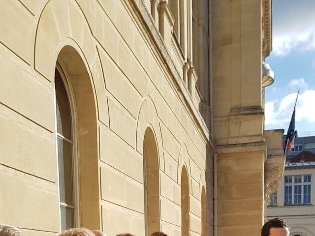 Le mariage de Romain Collomp et Coralie  à Paris, Paris 75