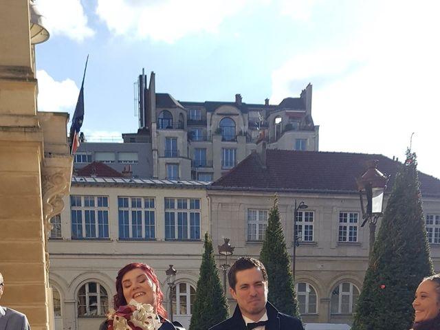 Le mariage de Romain Collomp et Coralie  à Paris, Paris 80