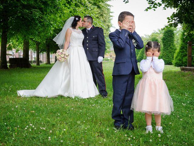 Le mariage de Jeremy  et Hélène  à Ham, Somme 1