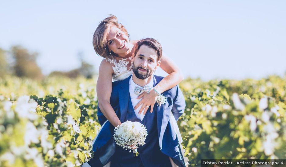 Le mariage de Bastien et Pauline à Cestas, Gironde
