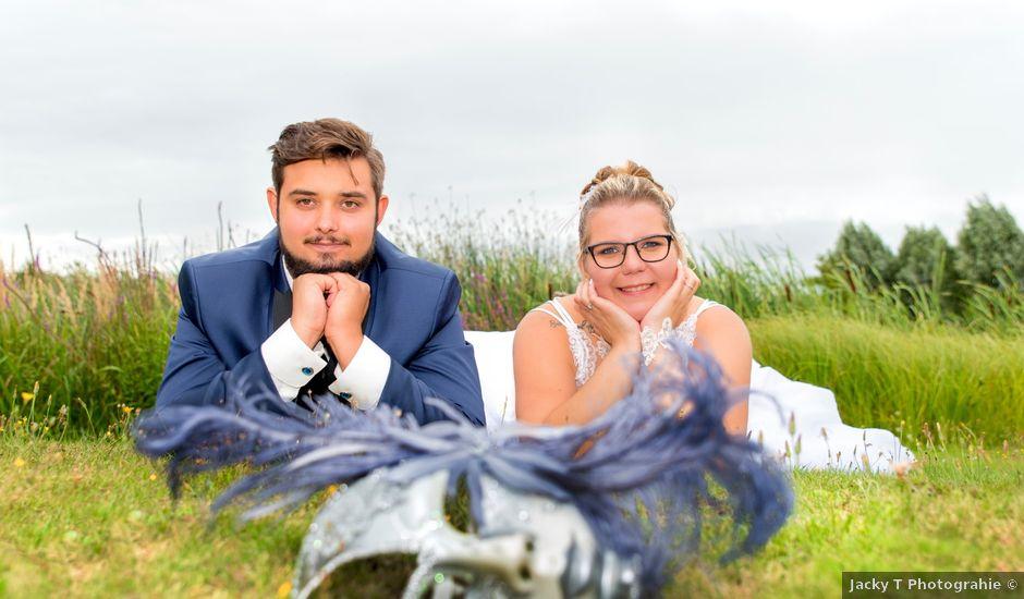 Le mariage de Amelie et Thibaut à Allennes-les-Marais, Nord