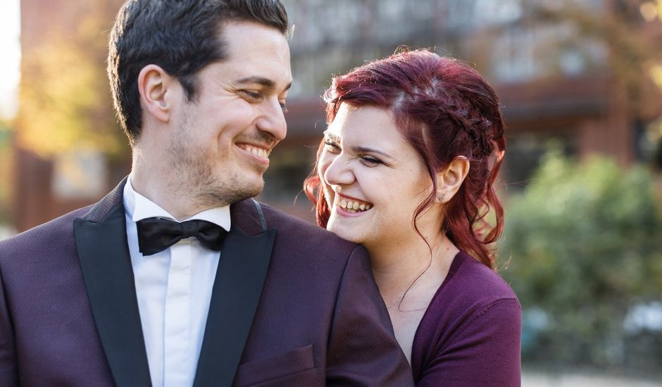 Le mariage de Romain Collomp et Coralie  à Paris, Paris