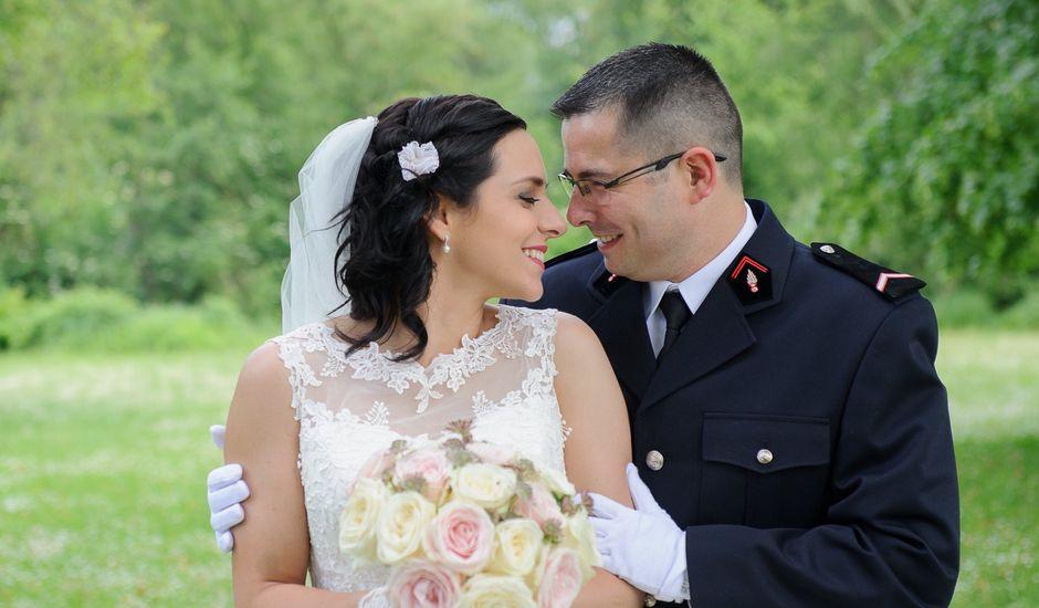 Le mariage de Jeremy  et Hélène  à Ham, Somme