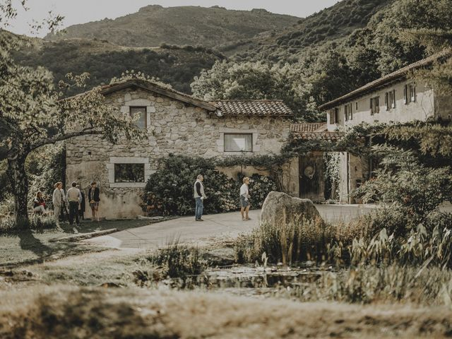 Le mariage de Sofiane et Pauline à Génolhac, Gard 9