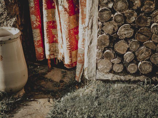 Le mariage de Sofiane et Pauline à Génolhac, Gard 16