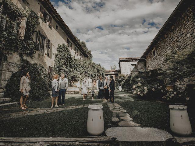 Le mariage de Sofiane et Pauline à Génolhac, Gard 17