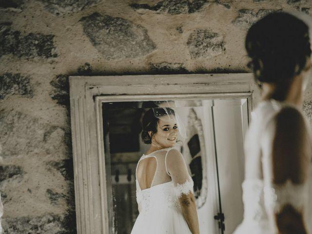 Le mariage de Sofiane et Pauline à Génolhac, Gard 20