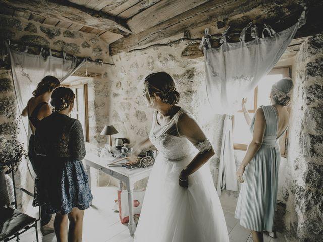 Le mariage de Sofiane et Pauline à Génolhac, Gard 23