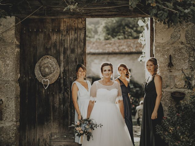Le mariage de Sofiane et Pauline à Génolhac, Gard 35