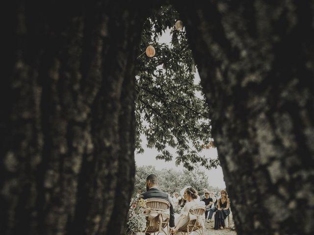 Le mariage de Sofiane et Pauline à Génolhac, Gard 36