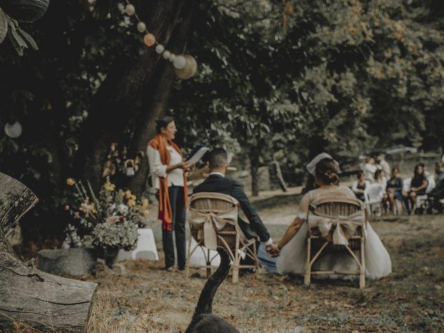 Le mariage de Sofiane et Pauline à Génolhac, Gard 37