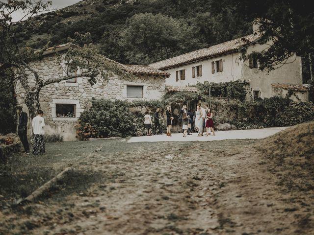Le mariage de Sofiane et Pauline à Génolhac, Gard 41