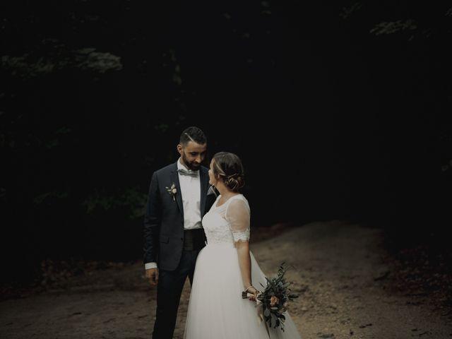 Le mariage de Sofiane et Pauline à Génolhac, Gard 60