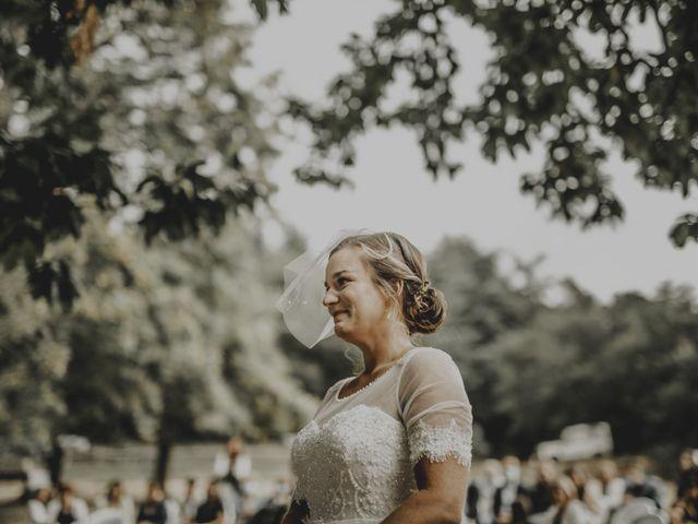 Le mariage de Sofiane et Pauline à Génolhac, Gard 62