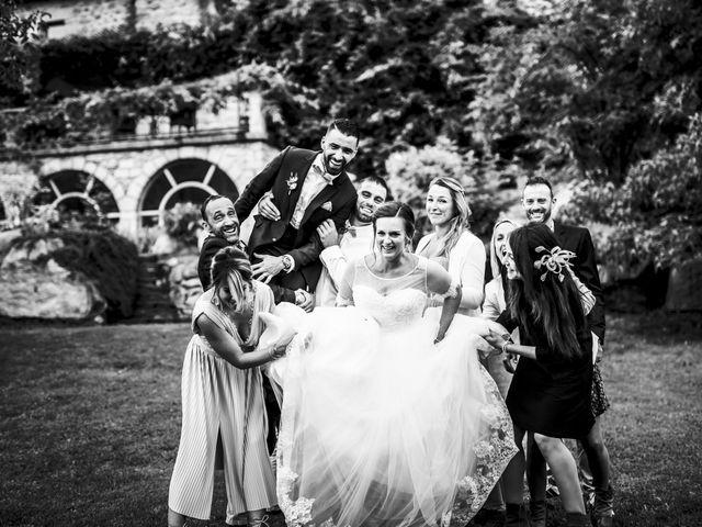 Le mariage de Sofiane et Pauline à Génolhac, Gard 69