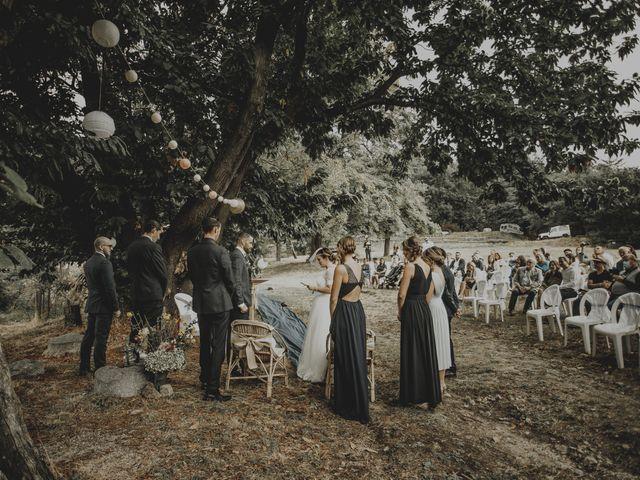 Le mariage de Sofiane et Pauline à Génolhac, Gard 73