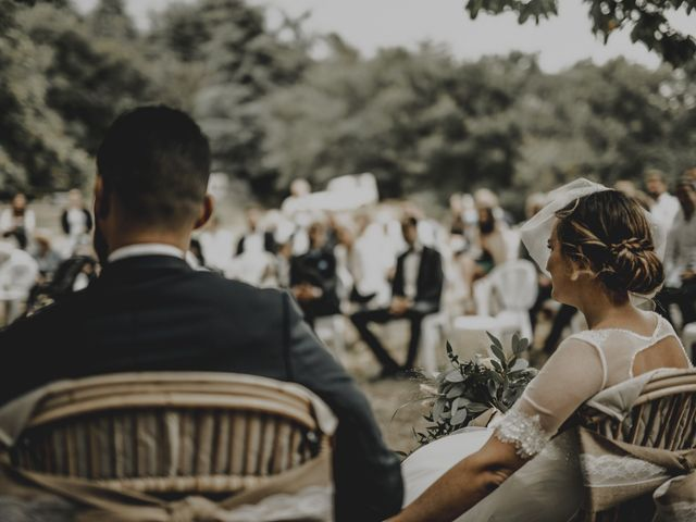 Le mariage de Sofiane et Pauline à Génolhac, Gard 76