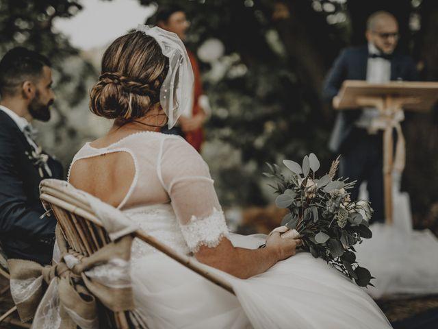 Le mariage de Sofiane et Pauline à Génolhac, Gard 77