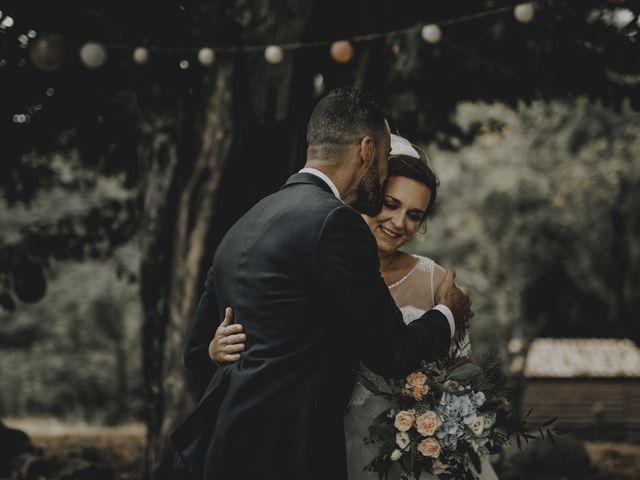 Le mariage de Sofiane et Pauline à Génolhac, Gard 80