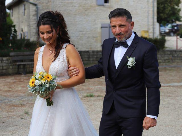 Le mariage de Rémy et Mélodie à Lusignan, Vienne 8