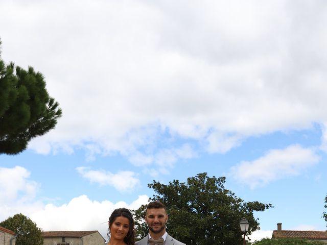 Le mariage de Rémy et Mélodie à Lusignan, Vienne 12