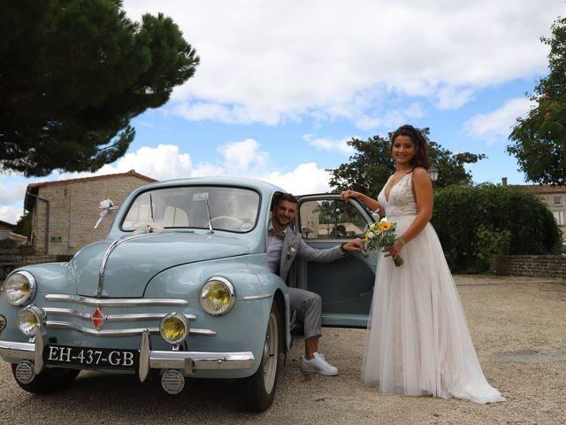 Le mariage de Rémy et Mélodie à Lusignan, Vienne 13
