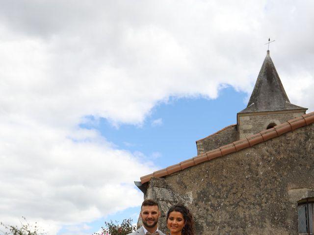 Le mariage de Rémy et Mélodie à Lusignan, Vienne 14